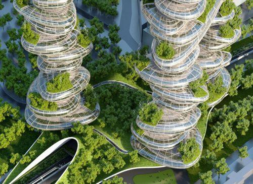 Agricultura en el futuro, una visión inicial (2.035)