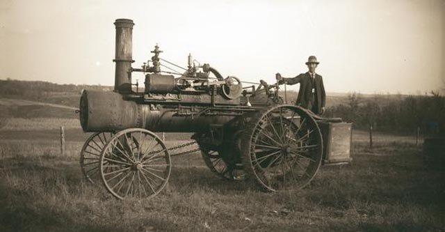 Primer tractor