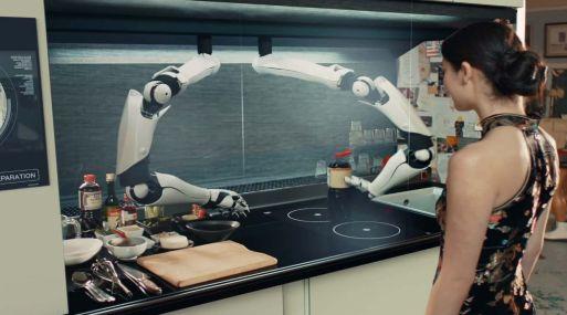 electrodomestico robot