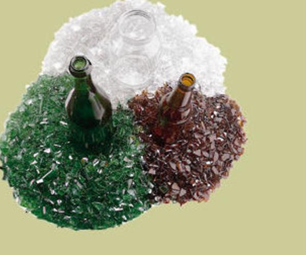 reciclado vidrio