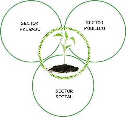 Logo Cuarto Sector