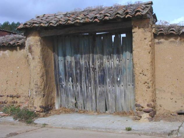 Puerta Trasea