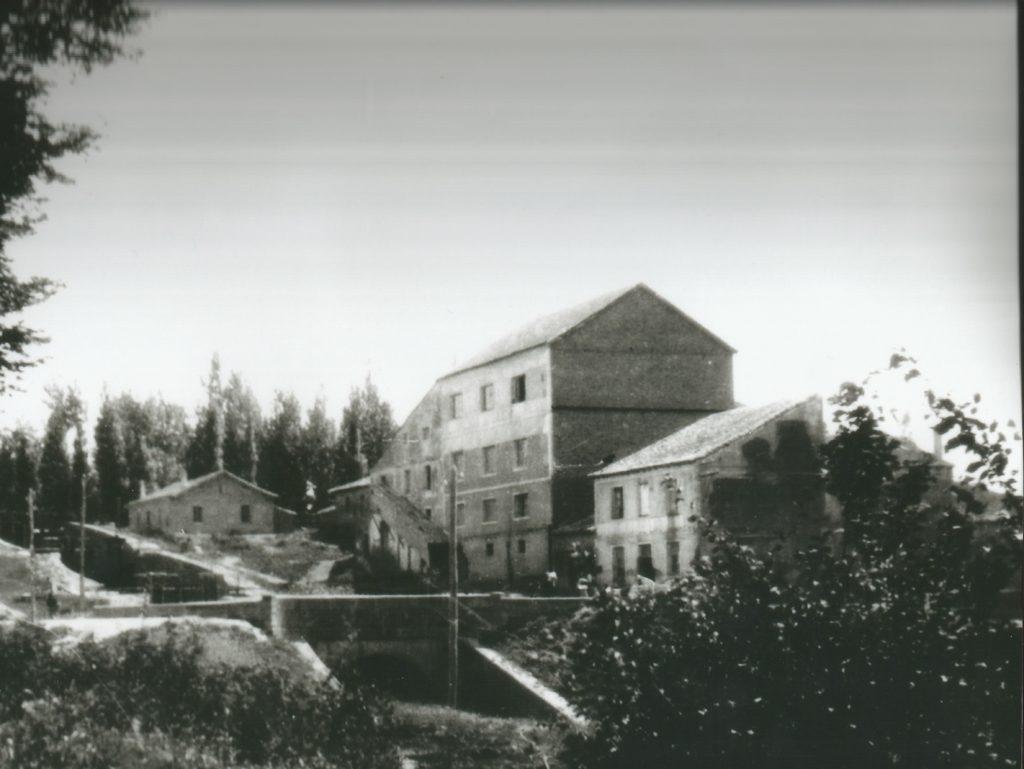 fabrica harinas frómista